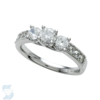 05252 1.04 Ctw Bridal Engagement Ring