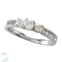 05254 0.49 Ctw Bridal Engagement Ring