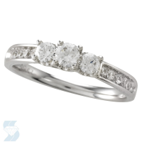05255 0.49 Ctw Bridal Engagement Ring