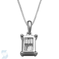 5256 0.12 Ctw Fashion Pendant