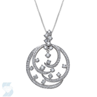 5279 1.04 Ctw Fashion Pendant