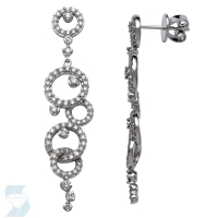 05283 0.93 Ctw Fashion Earring