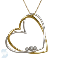 05284 0.06 Ctw Fashion Pendant