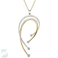 5285 0.08 Ctw Fashion Pendant