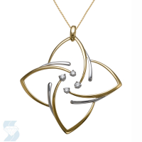 5287 0.12 Ctw Fashion Pendant