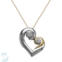 05324 0.10 Ctw Fashion Pendant