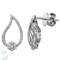 05328 0.35 Ctw Fashion Earring