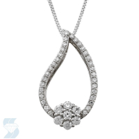 5329 0.34 Ctw Fashion Pendant