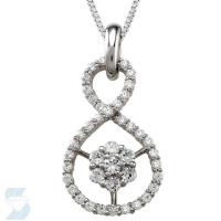 5331 0.53 Ctw Fashion Pendant