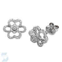 05333 0.37 Ctw Fashion Earring