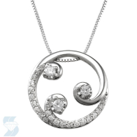 5334 0.26 Ctw Fashion Pendant