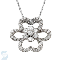 05335 0.33 Ctw Fashion Pendant