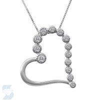 05347 0.23 Ctw Fashion Pendant