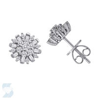 5348 0.50 Ctw Fashion Earring