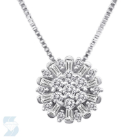 5349 0.52 Ctw Fashion Pendant