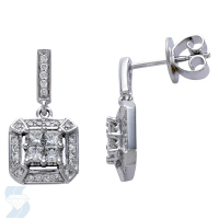 05365 0.58 Ctw Fashion Earring