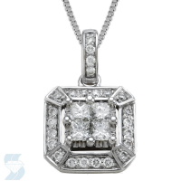 5371 0.45 Ctw Fashion Pendant