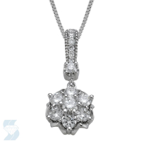 5372 0.51 Ctw Fashion Pendant