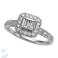 5378 0.35 Ctw Bridal Engagement Ring