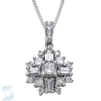 5383 0.52 Ctw Fashion Pendant