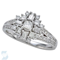 05385 0.64 Ctw Fashion Fashion Ring