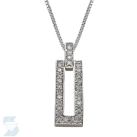 05387 0.37 Ctw Fashion Pendant