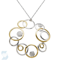5451 0.11 Ctw Fashion Pendant