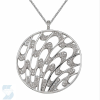 5504 0.92 Ctw Fashion Pendant