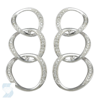 05742 0.46 Ctw Fashion Earring