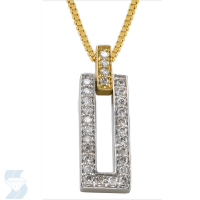 5764 0.37 Ctw Fashion Pendant