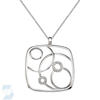 5775 0.10 Ctw Fashion Pendant