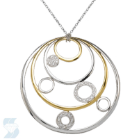 5810 1.00 Ctw Fashion Pendant
