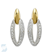 05816 0.33 Ctw Fashion Earring