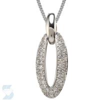 5859 0.31 Ctw Fashion Pendant