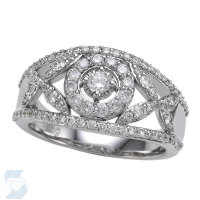 05875 0.77 Ctw Bridal Engagement Ring