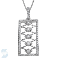 05876 0.59 Ctw Fashion Pendant