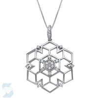 5878 0.36 Ctw Fashion Pendant