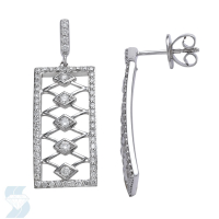 05885 0.53 Ctw Fashion Earring