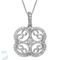 5889 0.35 Ctw Fashion Pendant
