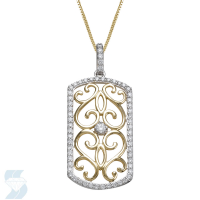 05890 0.50 Ctw Fashion Pendant