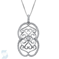 5891 0.65 Ctw Fashion Pendant
