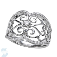 05893 0.42 Ctw Fashion Fashion Ring