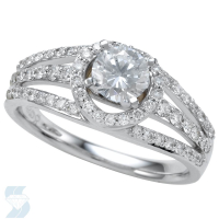 05895 0.93 Ctw Bridal Engagement Ring