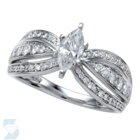 5896 0.94 Ctw Bridal Engagement Ring