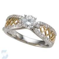 05897 0.74 Ctw Bridal Engagement Ring