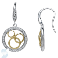 5901 0.25 Ctw Fashion Earring