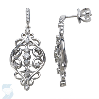 05904 0.35 Ctw Fashion Earring