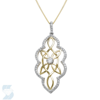5907 0.64 Ctw Fashion Pendant