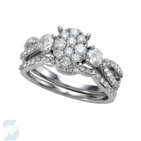 05910 1.01 Ctw Bridal Engagement Ring