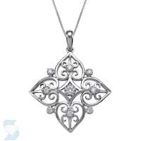5913 0.21 Ctw Fashion Pendant